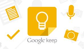 Google Keep 1